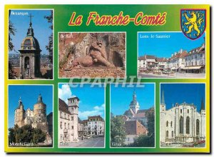 Modern Postcards The Franche Comté Besancon Belfort Cathedrale St Jean