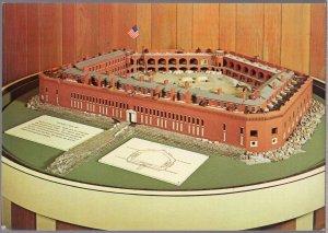 South Carolina CHARLESTON Fort Sumter National Monument Cont'l