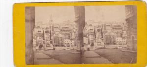 SV: LYON , France , 1870-80s ; View toward Bridge