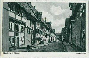 33121    Ansichtskarte  VINTAGE POSTCARD: GERMANY -  Rinteln 1904