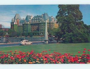 Unused Pre-1980 EMPRESS HOTEL Victoria - Vancouver Island BC B0741@