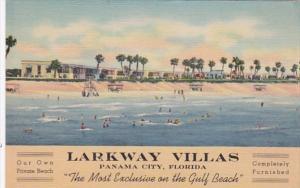 Florida Panama City Larkway Villas Curteich