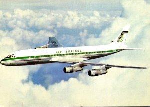 Air Afriique McDonnell Douglas DC 8 Turbofan