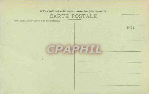 Postcard Old Rotheneuf Emerald Coast Le Havre Maree Haute