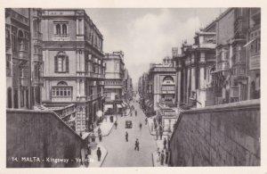 RP: VALLETTA , Malta , 20-30s ; Kingsway