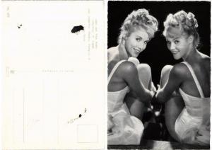 CPA Alice & Ellen Keßler. FILM STAR (559522)
