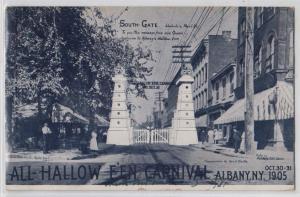 1905 All Halloween Carnival, Albany NY