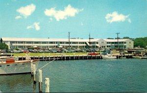 Massachusetts Cape Cod The Falmouth Marina Motel
