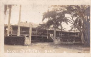 RP; Naval Hospital , Guam , 1910s
