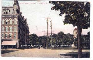 Main Street, Norwich NY