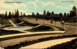 Washington Seattle Volunteer Park Curteich