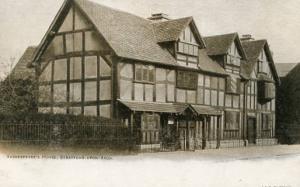 UK - England, Stratford -Upon-Avon. Shakespeare's House