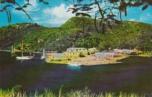 Antigua Nelson's Dockyard From Clarence House