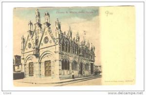 Italy - PISA Chiesa Santa Maria della Spina 00s - 10s