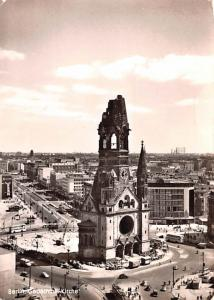 Berlin - Gedachtnis Kirche