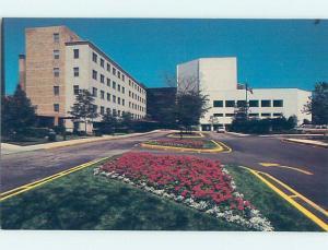 1980's SHERMAN HOSPITAL Elgin - Near Rockford & Chicago Illinois IL W2676-13
