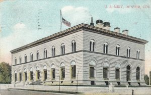 DENVER, Colorado, 1908 ; U.S. Mint