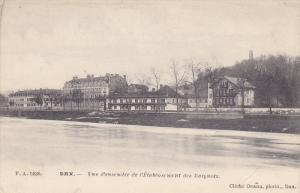 Vue D'Ensemble De l'Etablissement Des Eaignots, DAX (Landes), France, 1900-1910s