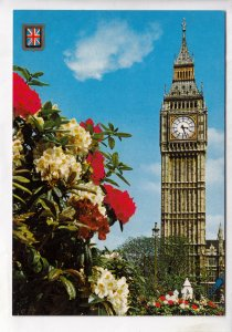 LONDON, Big Ben, unused Postcard