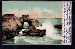 Crown Rock and Natural Arch,Santa Cruz,CA BIN