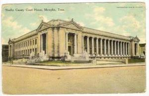 Shelby County House, Memphis, Tennessee, PU-1910