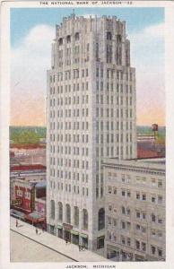 Michigan Jackson National Bank Of Jackson