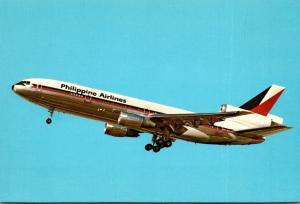 Philippine Airlines McDonnell Douglas DC-10-30