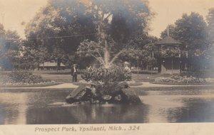 RP: YPSILANTL , Michigan , 00-10s ; Prospect Park