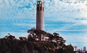 California San FranciscoCoit Tower 1949