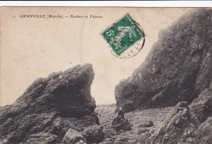 France Granville Rochers et Falaises 1913