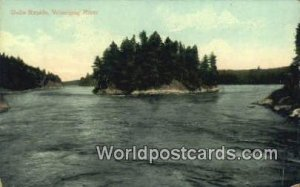 Dalls Rapids Winnipeg River Canada Unused