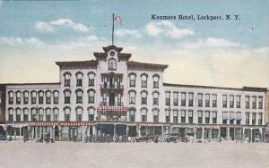 New York Lockport Kenmore Hotel