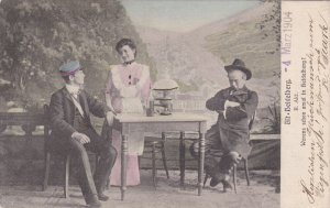GERMANY, PU-1904; Alt Beidelberg, Warens Schon Amal In Beidelberg