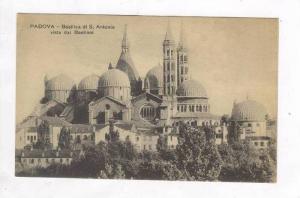 Padova, Italy, 00-10s Basilica di S Antonio vista dai Bastioni