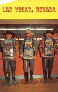 Nevada Las Vegas, Three  Cowboy  statutes holding slot machines