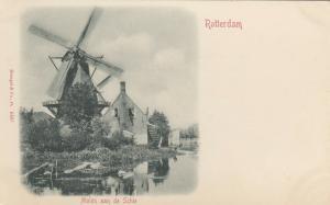 ROTTERDAM , Netherlands , 00-10s; Molen aan de Schie