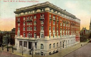 OH - Dayton. New YMCA Building