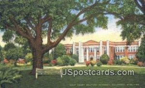 Gulf Coast Military Academy in Gulfport, Mississippi