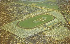 Aqueduct The Big A, Field Long Island, New York, NY, USA Postal Used Unknown