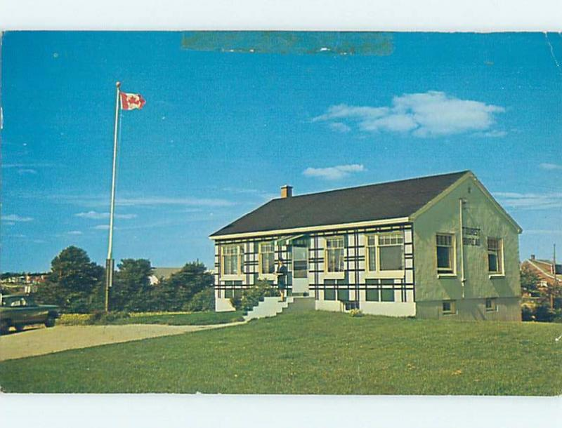 Pre-1980 SYDNEY RIVER TOURIST VISITOR CENTER Cape Breton - Near Sydney NS G1646