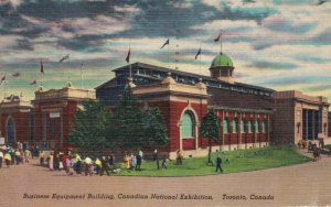 Canada Toronto Business Equipment Building Canadian National Exhibition 04.30