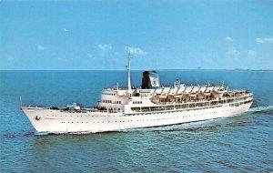 SS New Bahama Star Eastern Steamship Line Ship Unused