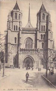 L´Eglise Ste-Benigne, Dijon (Côte-d´Or), France, 1900-1910s