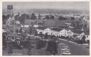 Aerial View, Post Headquarters, CAMP KILMER, New Jersey, 20-40´