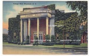 Village Hall, Westfield NY