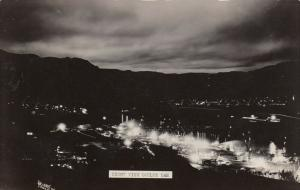 RP: COULEE DAM , Washington, 1910-20s; Night View