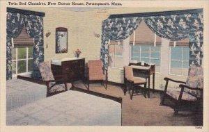Twin Bed Chamber New Ocean House Swampscott Massachusetts