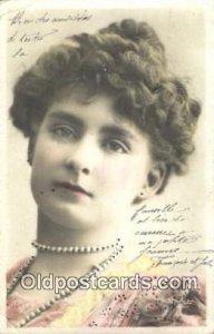 Reutlinger, Paris Reutlinger postal used unknow dryness from age, minor corne...