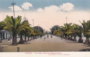 TACNA, Chile, 00-10s; Avenida Jeneral Baquedano