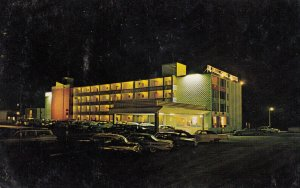 REHOBOTH BEACH, Delaware, 50-60s, Atlantic Sands Motel